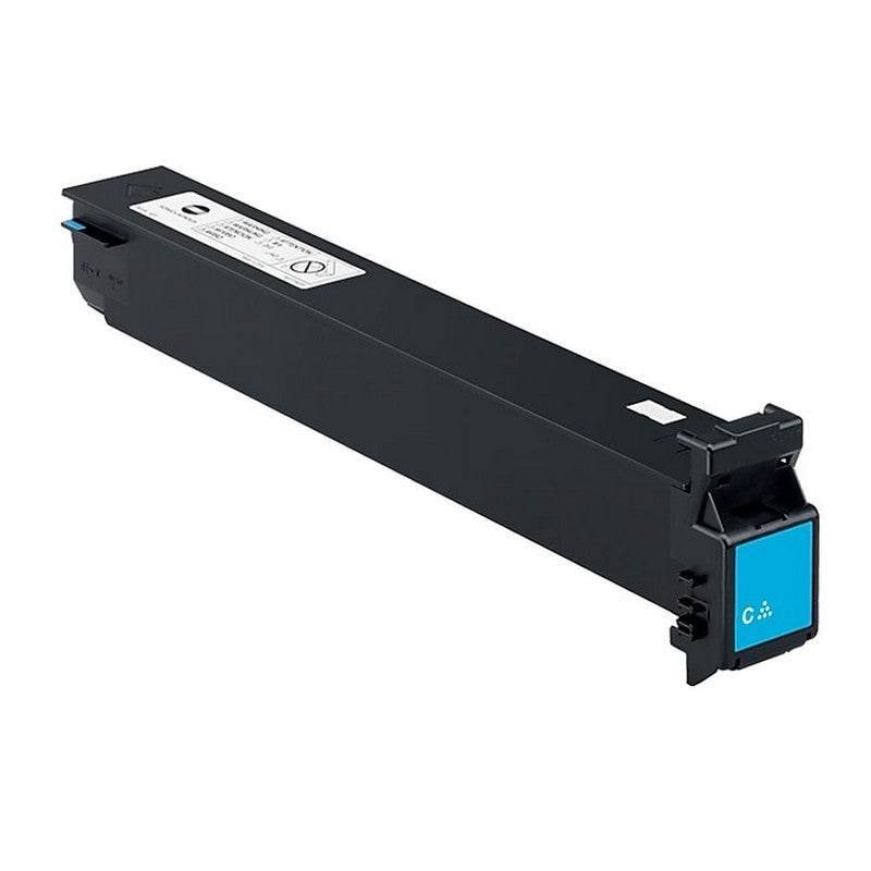 Konica Minolta TN213C Genuine Original Cyan Toner Cartridge (A0D7432)