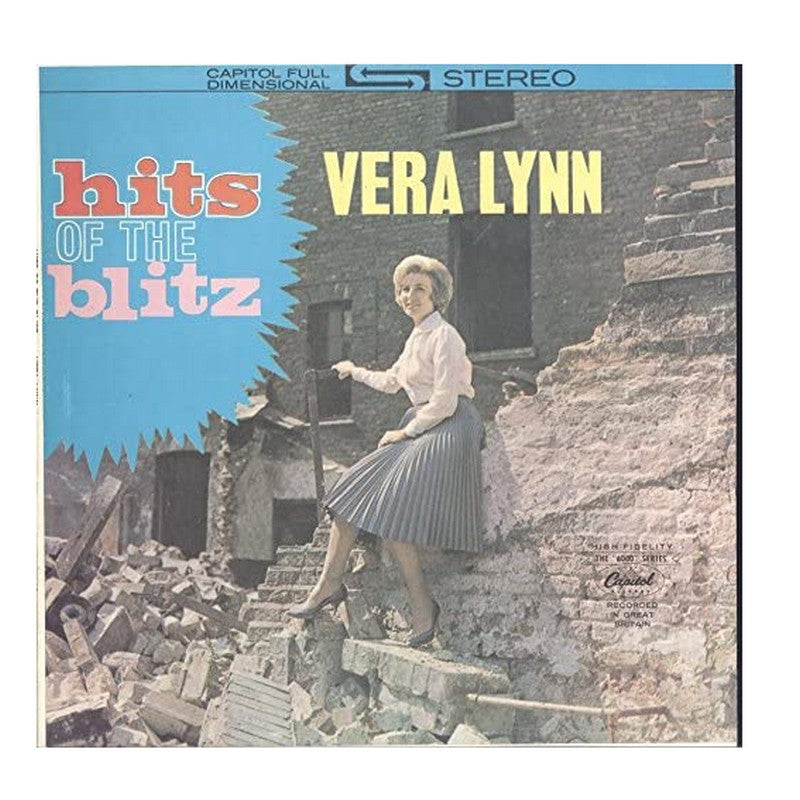"Vera Lynn ""Hits Of The Blitz"" , Vinyl LP"