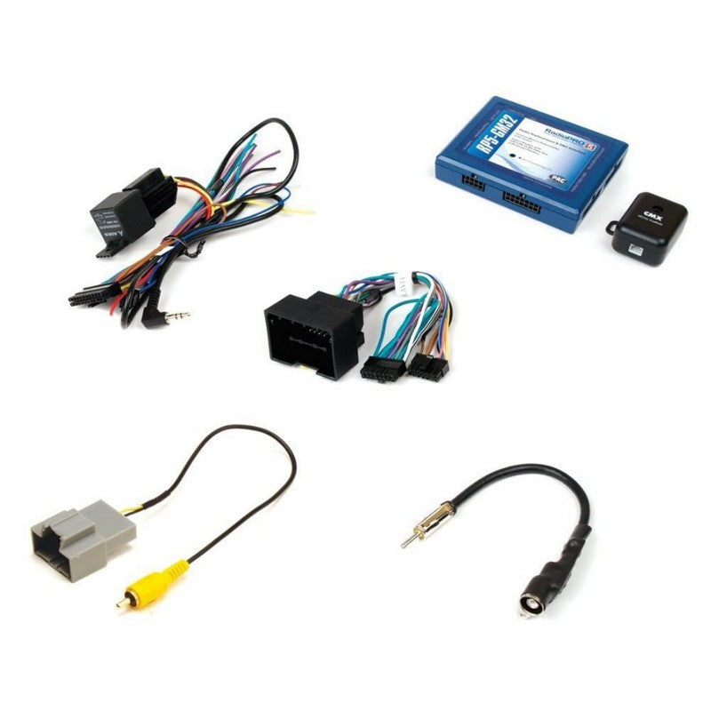 PAC RP5-GM32 Radio Replacement Interface with Built in OnStar Retention/Pre Programmed Steering Wheel Control Retention/Navigation Output for Select GM LAN Vehicles