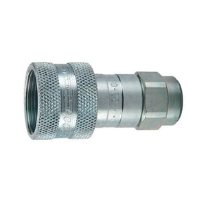 Parker 3050-3-231 Hydraulic High Pressure Quick Coupler, Thread to Connect Interchange