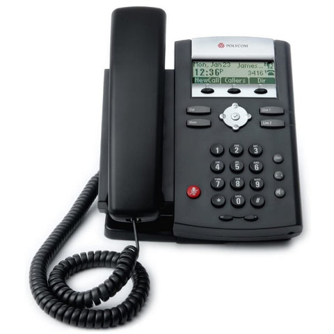 Polycom SoundPoint IP331 VOIP Business Phone