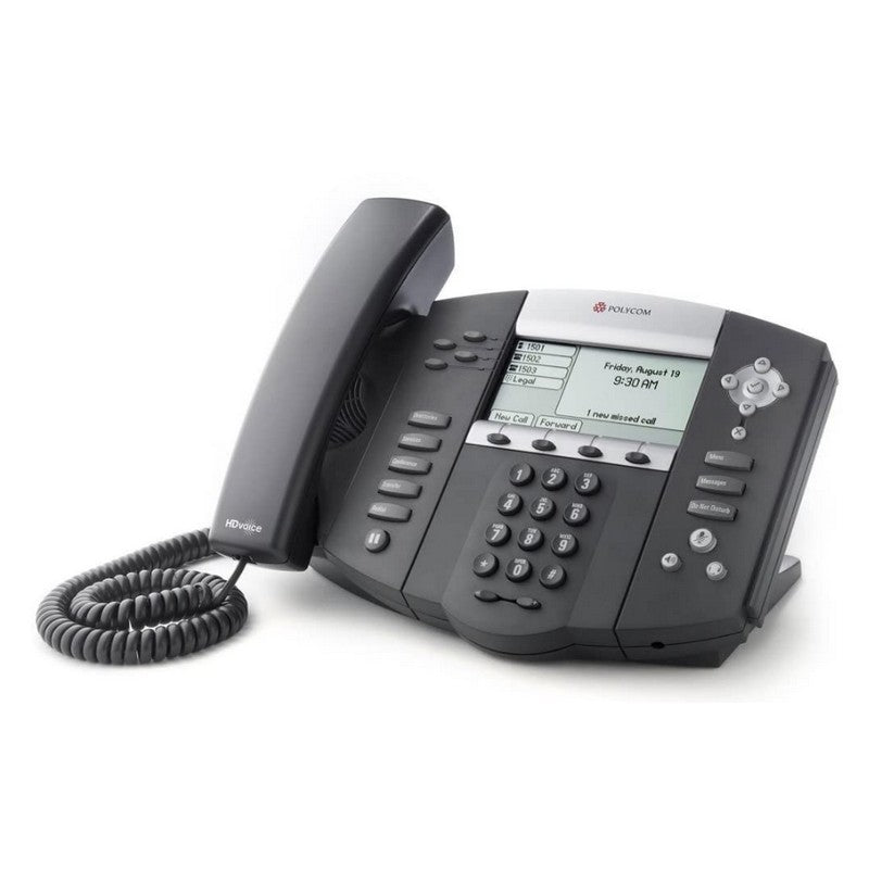 Polycom SoundPoint IP 550 VOIP Business Phone