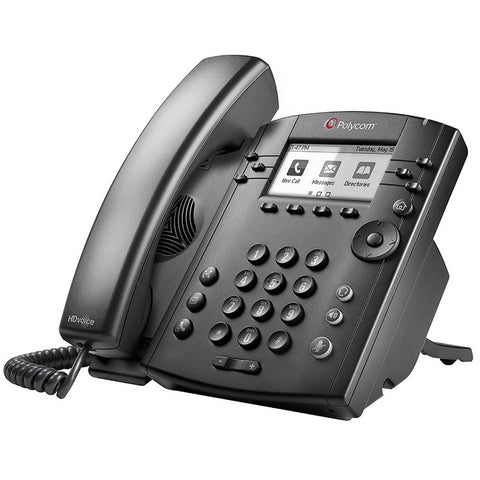 Polycom VVX300 Business Desktop Phone