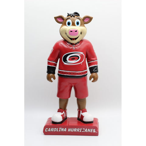 "Carolina Hurricanes Mascot Statue ""Stormy"" Officially Licensed Indoor Outdoor"