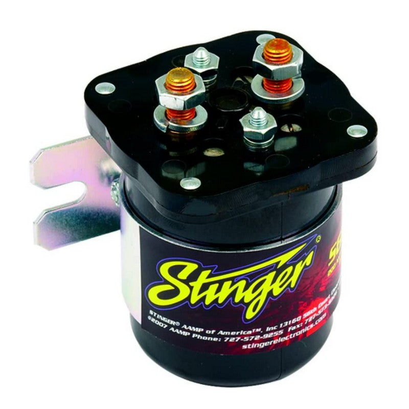 Stinger SGP32 200 Amp High Current Battery Isolator and Relay