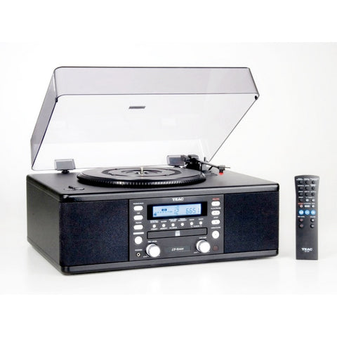 Teac LP-R400 Turntable CD Recorder