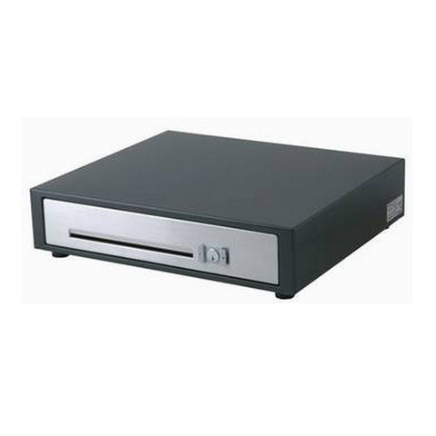 Toshiba TEC DRWST-51A Cash Drawer, Black, Lockable with Key, Includes till tray.