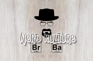 Breaking Bad SVG