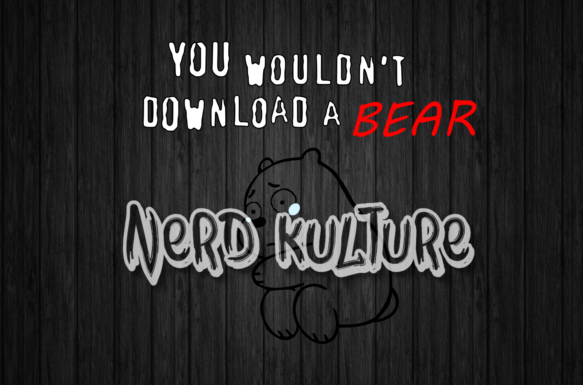 Download a Bear SVG