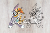 Bugs and Lola Bunny SVG