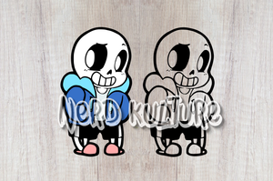 Undertale Sans SVG