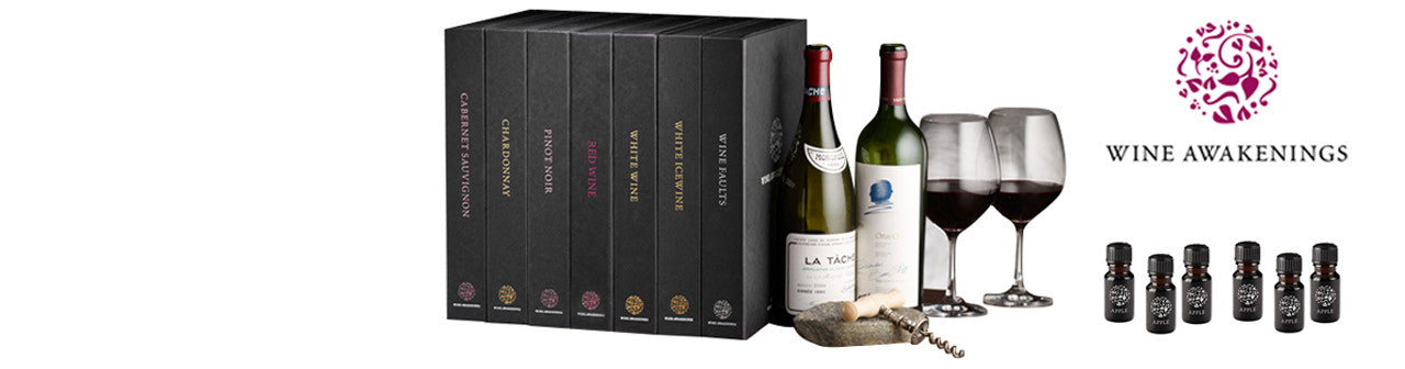Wine Aroma Education Kits by Wine Awakenings