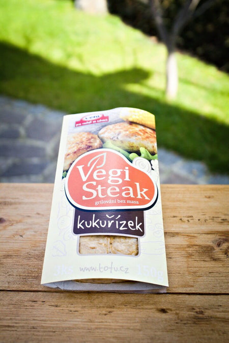 VegiSteak kukuřízek 150g