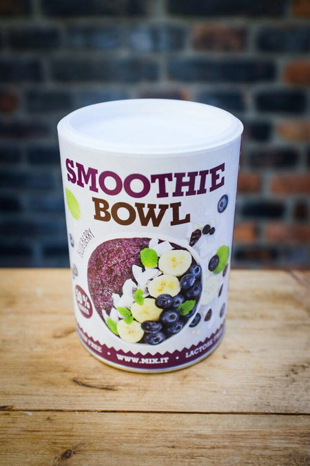 Smoothie Bowl - Borůvka