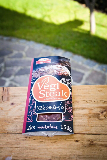 VegiSteak yakoma-so 150g