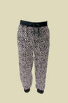 BILLY VELOUR SWEATPANTS PINK