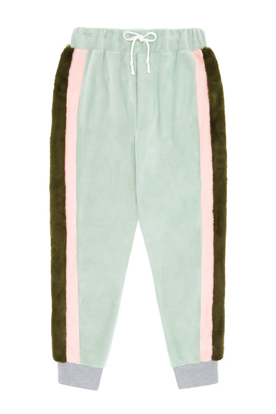 MINT CANDY SWEATPANTS