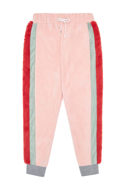 PINK CANDY SWEATPANTS