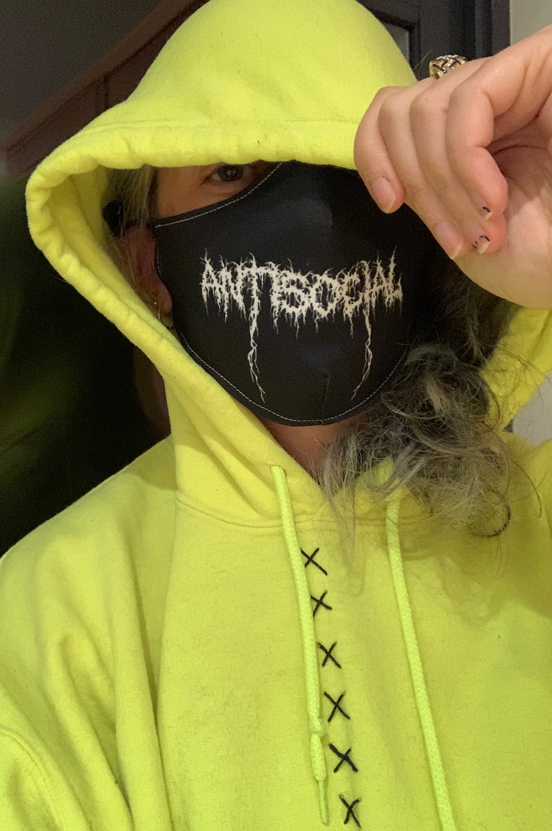 ANTISOCIAL MASK