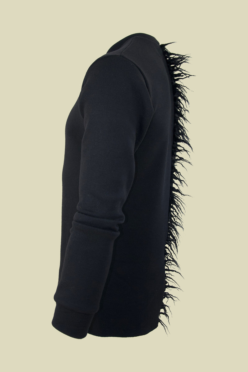 BLACK SPINE JUMPER