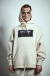 SOFT SIDE CREAM HOODIE
