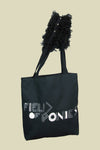 FIELD OF PONIES TOTE BAG