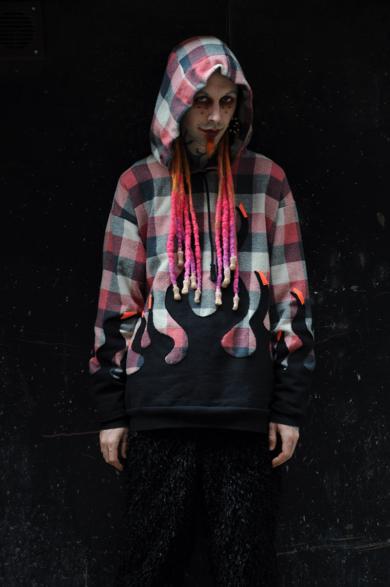 INFERNO HOODIE **SOLD OUT**
