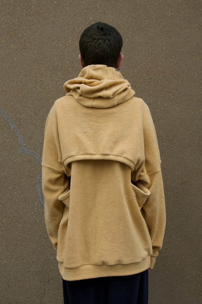 MODULAR HOODIE / YELLOW / COMPLETE SET