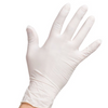 Disposable Latex Gloves - 100 Ct