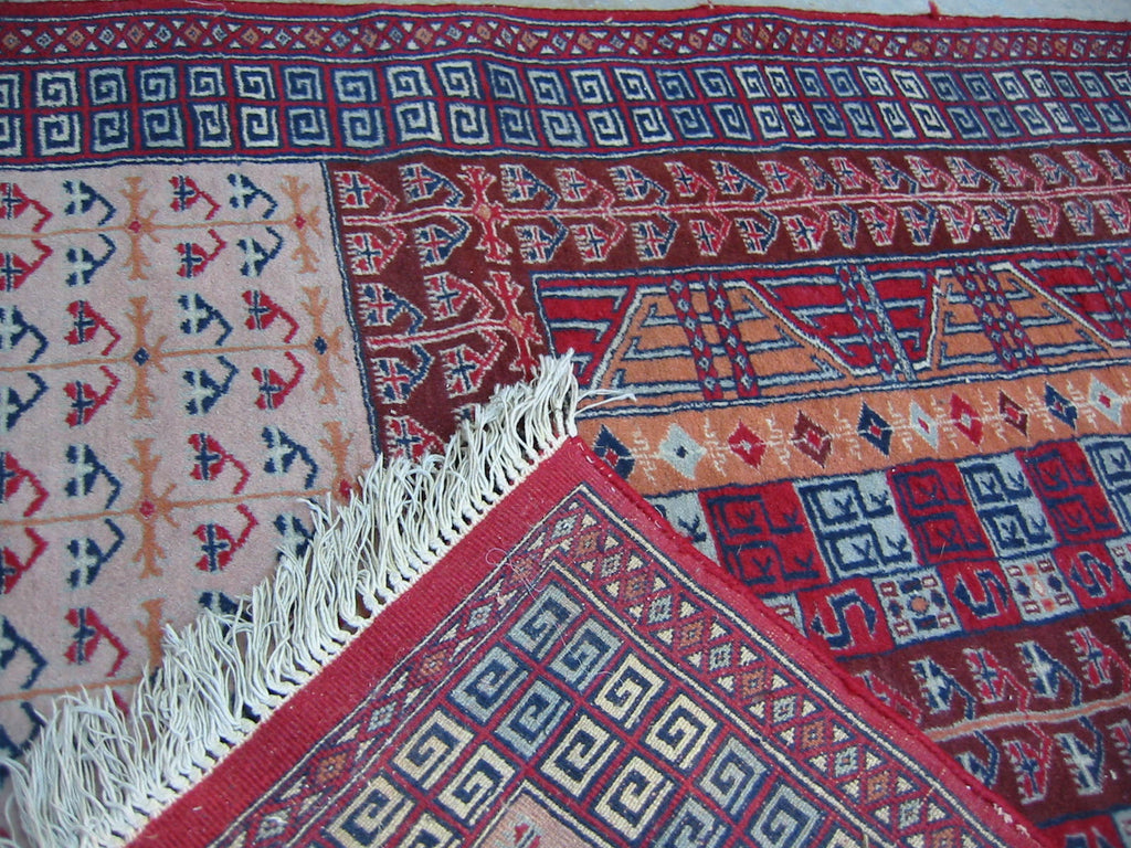 Mystery of Rug Weaving