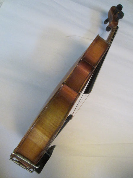 Violin Anton Becker Copie Antonius Stradivarius Germany - Designer Unique Finds   - 10