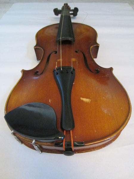 Violin Anton Becker Copie Antonius Stradivarius Germany - Designer Unique Finds   - 4