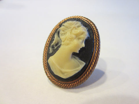 Cameo Brooch A Fashion Statement - Designer Unique Finds