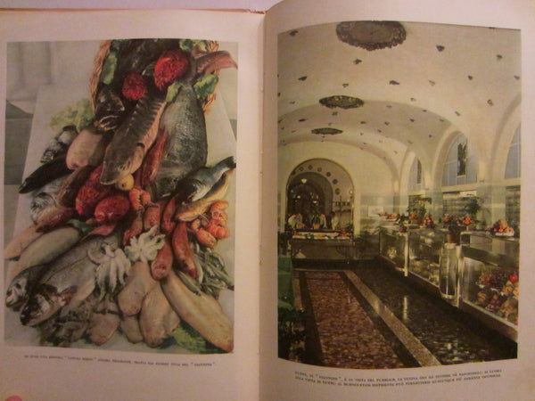 Giannino Ha Cinquant Anni Illustrated Italian LE Historic Restaurant Book - Designer Unique Finds   - 9