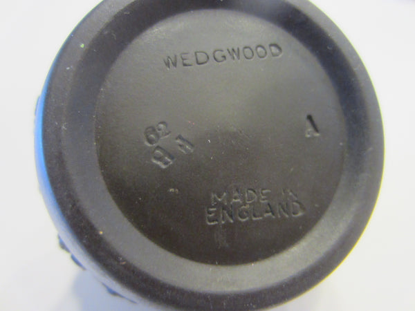 Wedgwood England Majolica Brown Suite Smoking Set Table Accessories - Designer Unique Finds