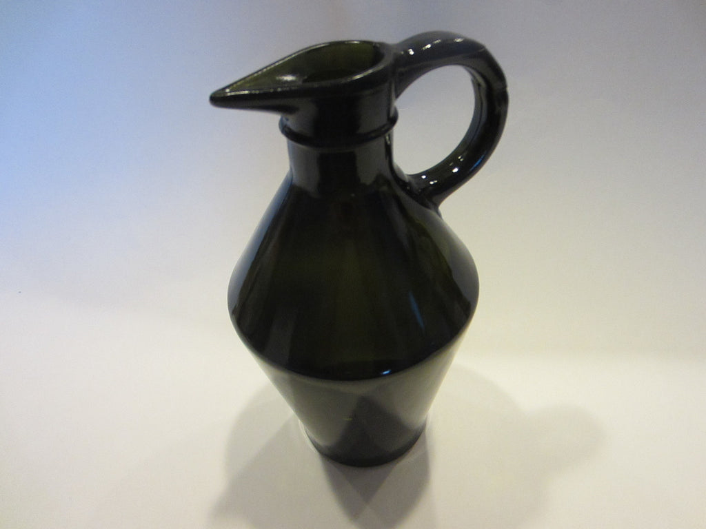 Amber Glass Pitcher Vetreria Etrusca VE 3 ML 500 3 A - Designer Unique Finds   - 1