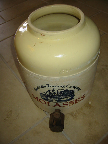 East India Trading Co Stone Ground Wine Water Cooler - Designer Unique Finds   - 4