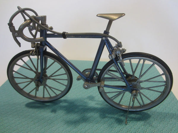 Folk Art Bicycle Mid Century Modern Metal Sculpture