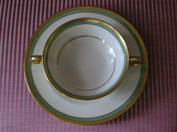 Theodore Haviland New York Dinner Set For Eight - Designer Unique Finds