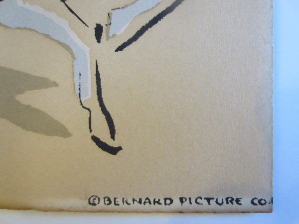Equestrian Prints Copyrighted By Bernard Picture Co - Designer Unique Finds