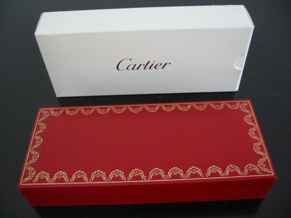 Cartier Paris Golden Pen - Designer Unique Finds