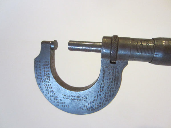The LS Starlet Co Micrometer Caliper Architectural Tool - Designer Unique Finds