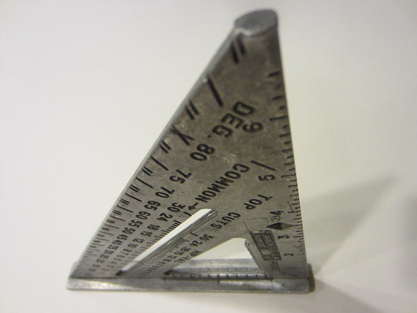 Swanson Speed Square American Architectural Metal Diamond Ruler