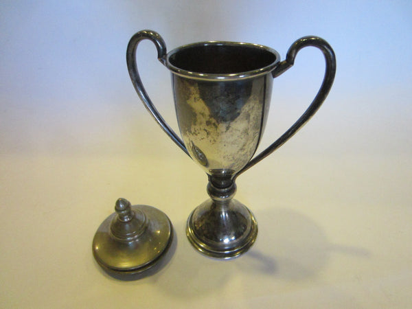 Silver Plated Trophies Foreign Minister Cup Open Championship - Designer Unique Finds   - 2