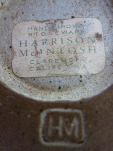 Harrison McIntosh Signed Ceramic Vessel - Designer Unique Finds   - 6