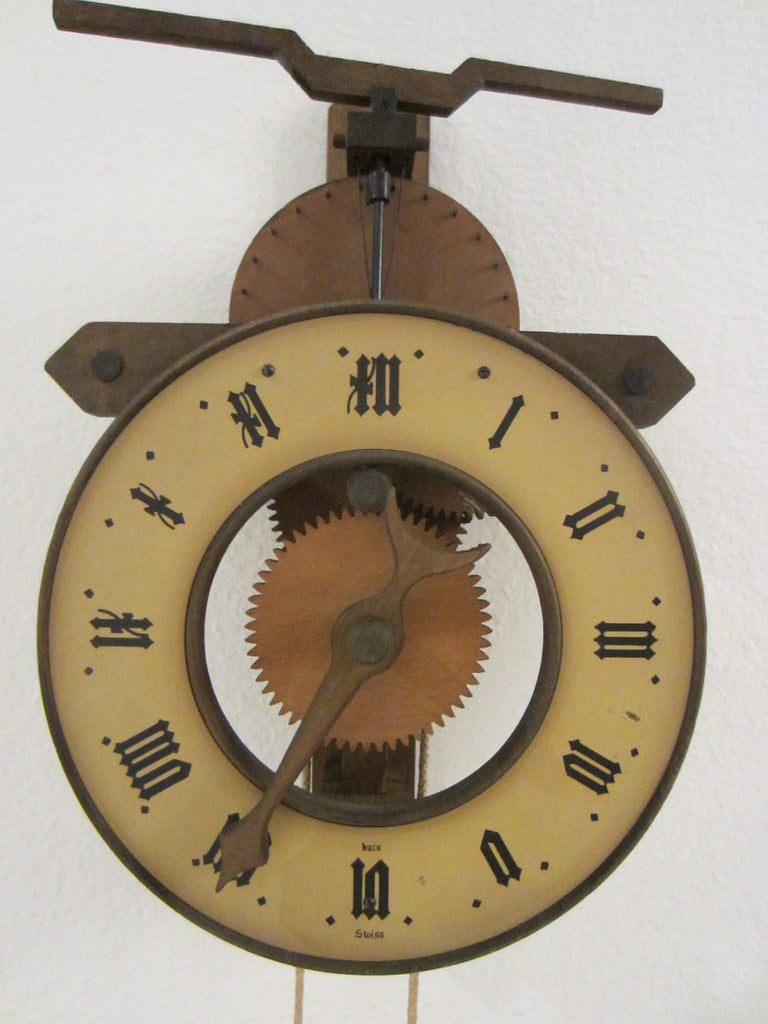 Swiss Pendulum Clock Designer Unique Finds