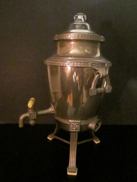 Universal Silver Plated Percolator Landers Fray Clark - Designer Unique Finds   - 2