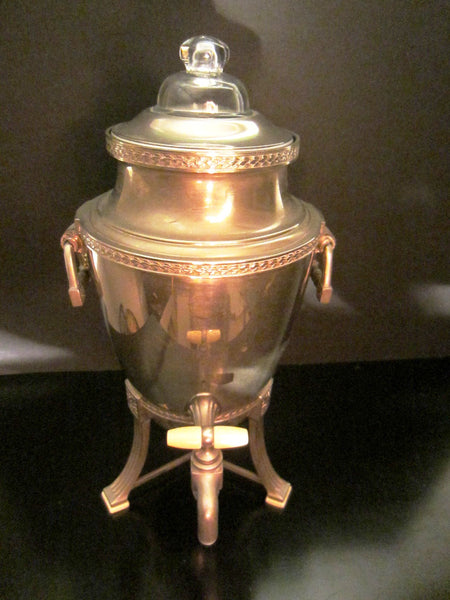 Universal Silver Plated Percolator Landers Frary Clark - Designer Unique Finds