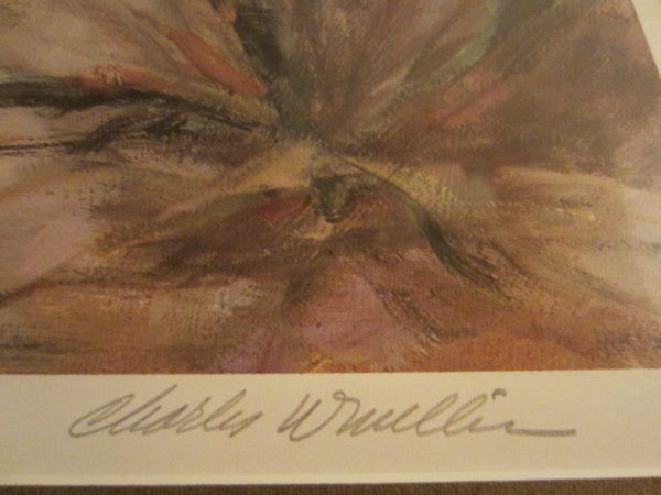 Charles Winfield Miller Western Lithograph Limited Edition Artist Biography - Designer Unique Finds   - 6