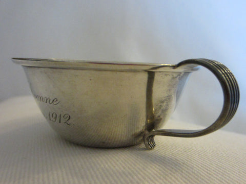 Woodside Sterling Co Silver Cup Nursury Rhyme - Designer Unique Finds